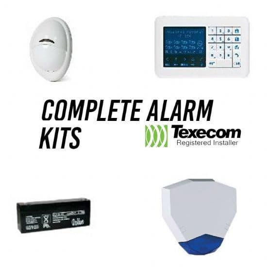 Texecom Alarm Kits