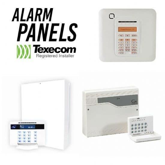 Texecom Alarm Panels