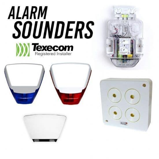 Texecom Bellbox, Sounders & Speakers