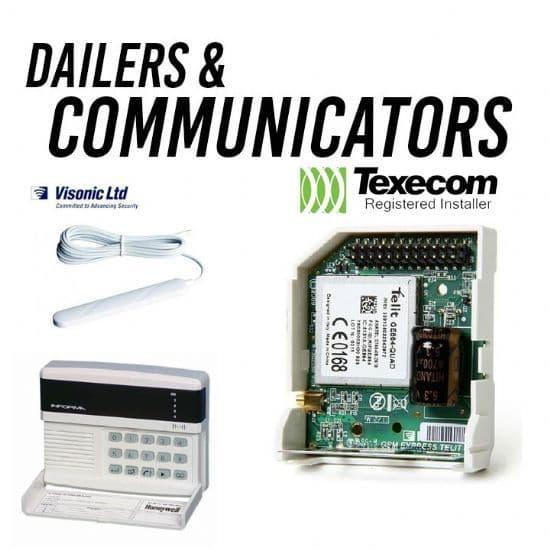 Texecom Notification Comms