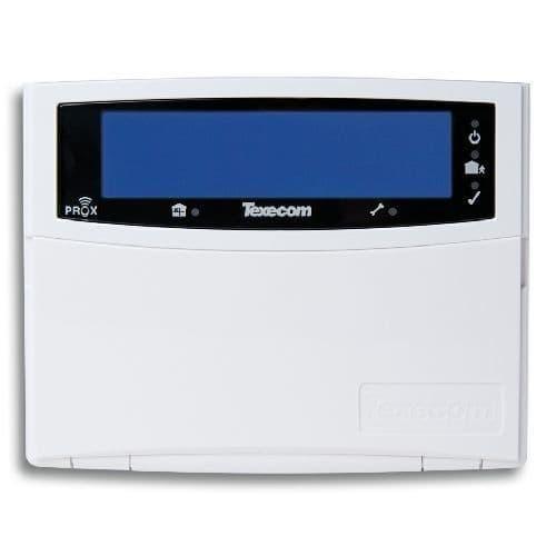 Texecom Premier Elite LCDLP Keypad (DBD-0168)