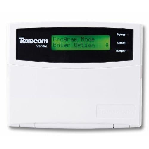 Texecom Veritas Excel LCD Keypad (DCB-0001)