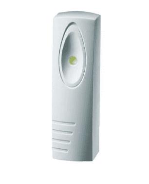 Texecom Veritas Impaq E Vibration Detector - White (AEA-0001)