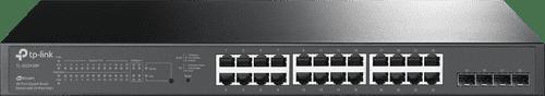 TL-SG2428P TP-LINK 28-Port Gigabit Smart PoE Switch with 24-Port PoE+