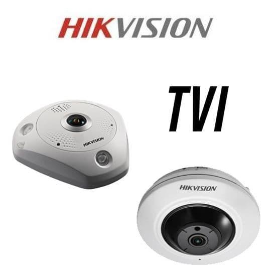 TVI Fisheye Cameras