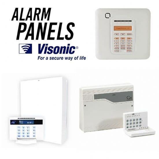 Visonic Alarm Panels
