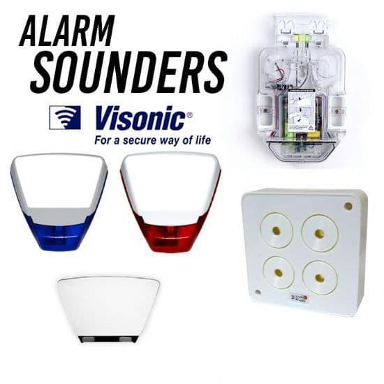 Visonic Bellbox, Sounders & Speakers