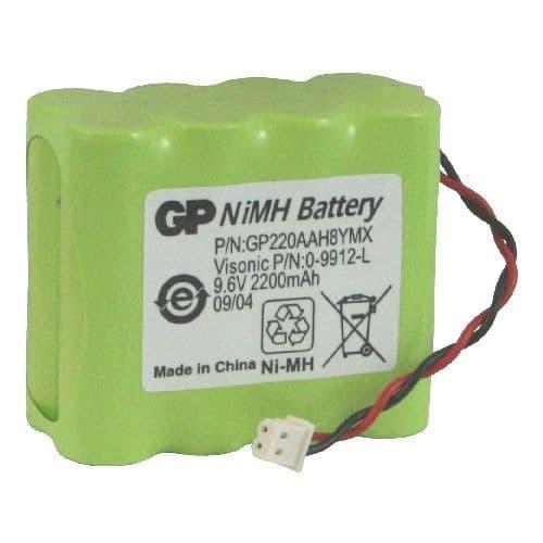 Visonic Powermax PLUS Battery (0-9912-L)
