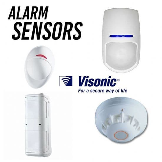 Visonic Sensors & Detectors
