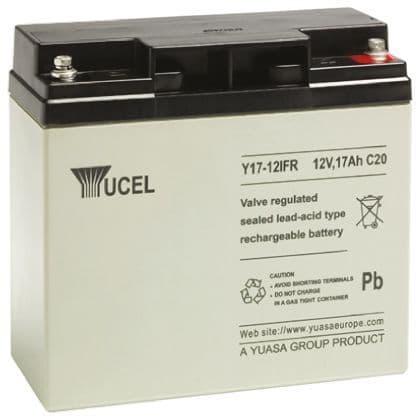 YUCEL 12V 17Ah C20 Battery