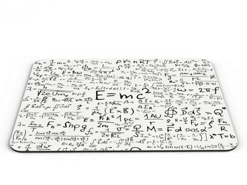 Physic Equations PC Mousemat