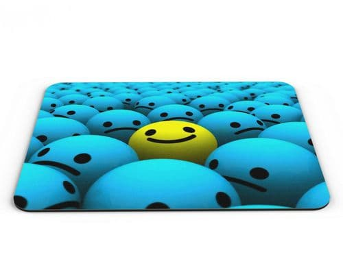 Smileys PC Mousemat