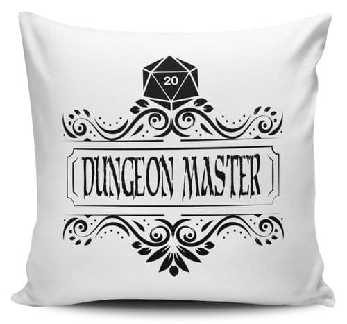 RPG Fantasy Character Class... Novelty Gift Cushion Cover Variation