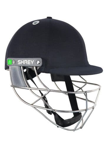 Shrey Koroyd Stainless Steel - (Senior, Medium, Navy)