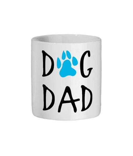 Ceramic  Dog Mug - Dog Dad