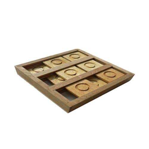 Dog Puzzle Toy - Doubleside