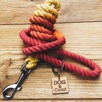 Rope Dog Lead