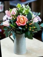 Flowers in the Jar..