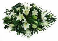 Lilijas casket