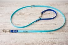 BioThane® Double Ended Lead - Bi-coloured - choose your own colours