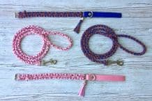 Happy Tiddlers Collar - 4 colour options