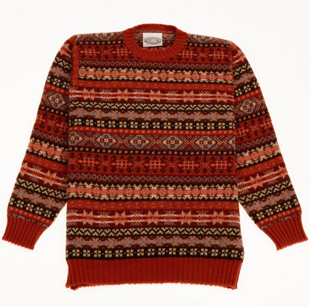 Crew Neck Sweater - 625/67