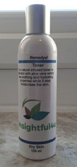 Remedyal Natural Organic Face Toner