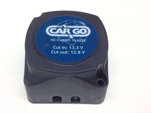12V 140AMP HC CARGO VOLTAGE SENSE SPLIT CHARGE RELAY VSR 161059