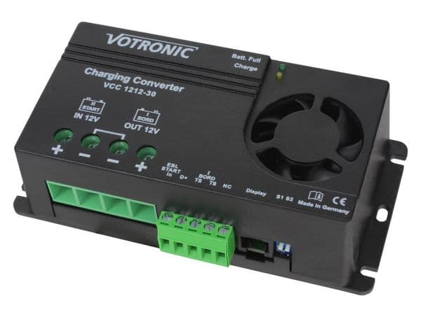 Votronic VCC 1212-30 12v 30amp battery to battery (DC-DC) charger