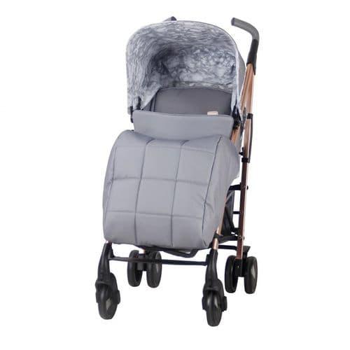 Samantha Faiers Grey Marble Lightweight Stroller Dreamiie MB51